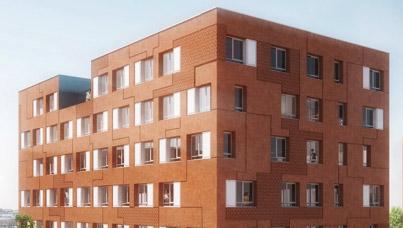 Été 2017, ouverture à Villejuif de résidence pour étudiants