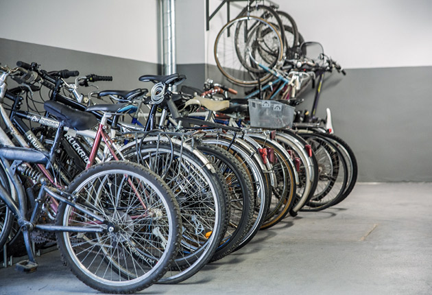 Local vélo de la résidence pour étudiants J-F.de La Pérouse, Versailles (78000)