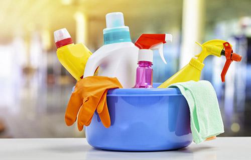 Les parties communes des résidences de l'Agefo sont nettoyées régulièrement.