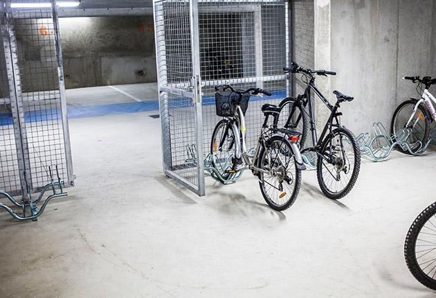 Votre logement étudiant à Saint Germain en Laye - Local vélo