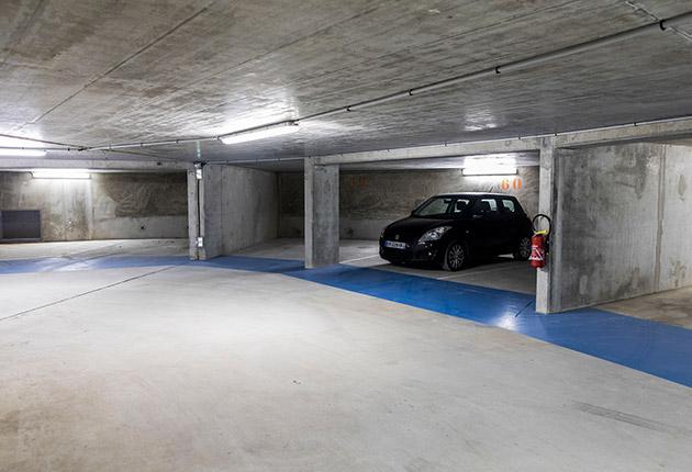 Votre logement étudiant à Saint Germain en Laye - Parking