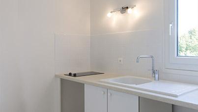 Des appartements rénovés à Saint-Brice-sous-Forêt