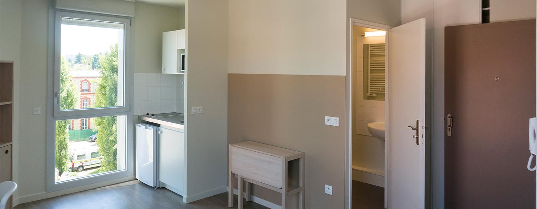 Des logements abordables, proches de votre emploi