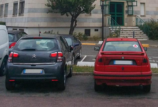 Parking de la résidence Y.du Manoir, Poissy (78300)