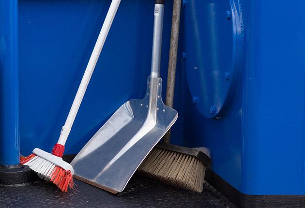 L'agefo, gestionnaires de résidences en Ile-de-France, prend soin de nettoyer les parties communes de ses résidences régulièrement.