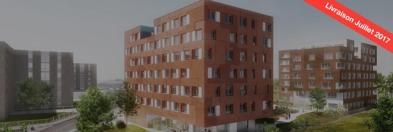 Résidence Pasteur à Villejuif (94800)
