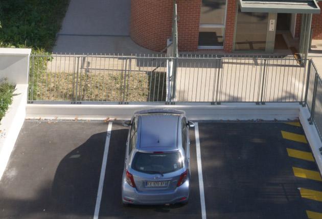 Parking de la Résidence G. Garreau à Viroflay (78220)