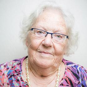 Témoignage de Josette, résidente de la maison de retraite R.Debenedetti Sartrouville 78500