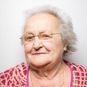 Témoignage de Giselle résidente de la maison de retraite E.Dobler à Soisy-Sous-Montmorency 95230