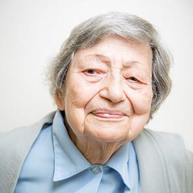 Témoignage d'Eliane, résidente de la maison de retraite R.Debenedetti Sartrouville 78500