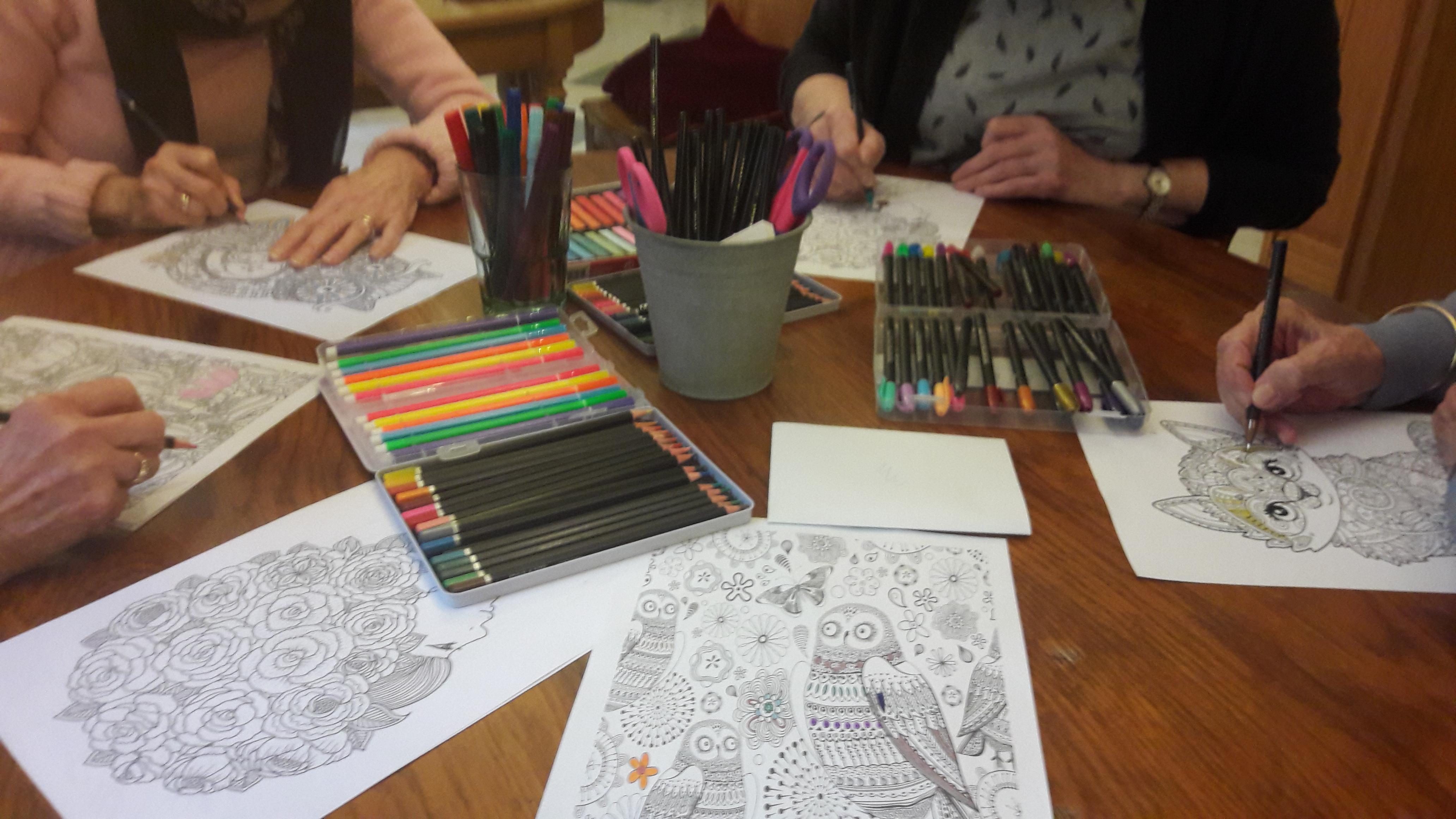 Atelier Coloriage ZEN
