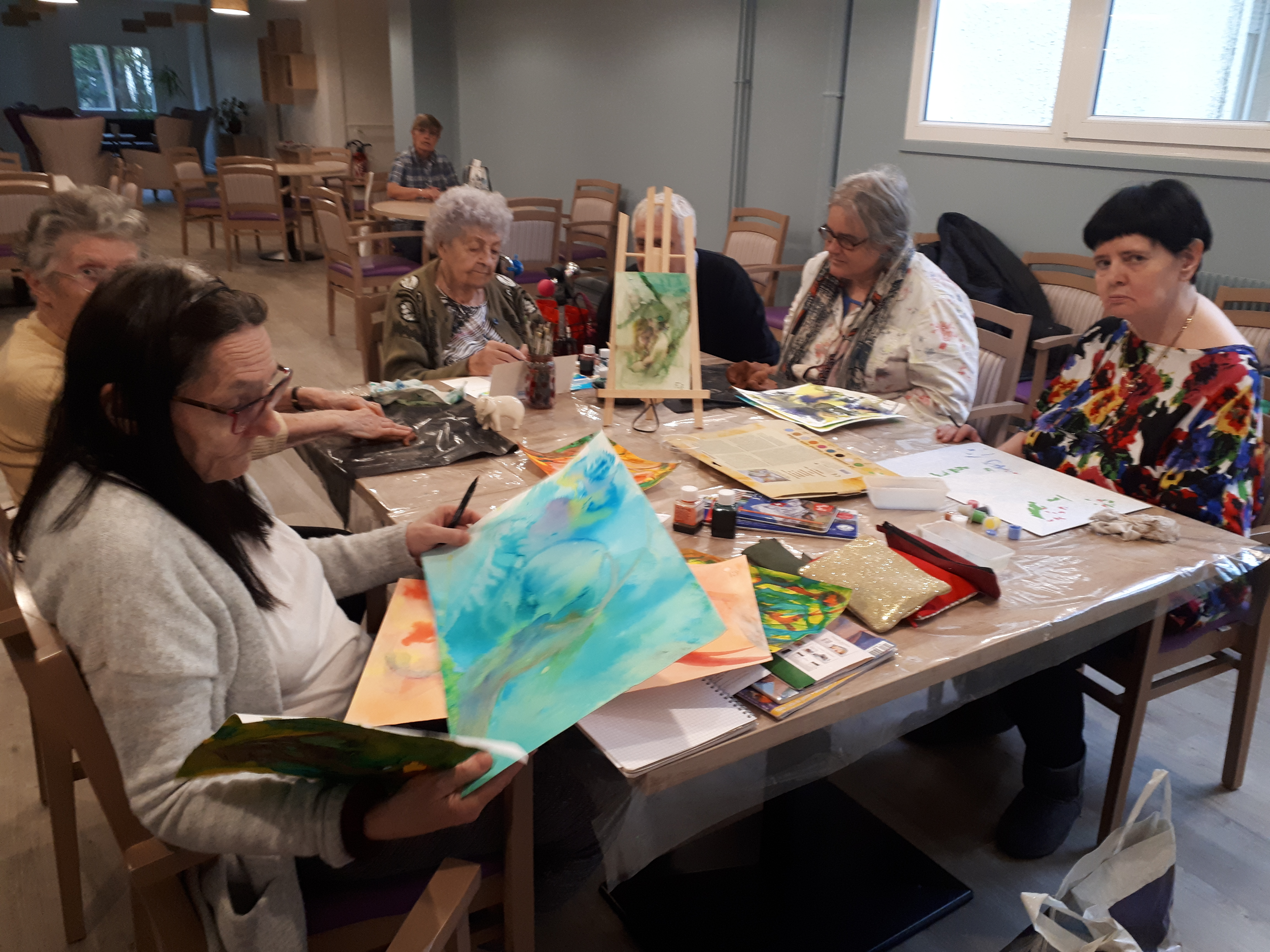 Atelier D'Art Thérapie
